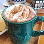 カフェ ティッペル - ココア