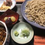 つけものと手打ちそばの伊澤 - 料理写真: