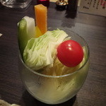 PANKOYA - ☆スティックサラダも楽しめます(^_-)-☆☆