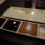 PANKOYA - ☆タレは3種類とお塩です(^◇^)☆