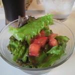 グデン - セットのサラダ