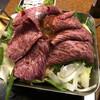 富鶴 - 料理写真:特鍋とホルモン鍋の抜群のコンビネーション