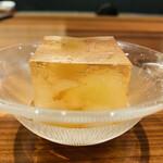 和食や 芦田 - 水菓子