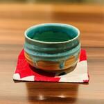 和食や 芦田 - 抹茶