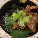 炭火串焼と旬鮮料理の店 別府 炭旬 - りゅうきゅう