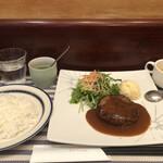 アイリッシュパブ・ザ・ハカタハープ - 日替わりランチ¥900