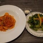 カフェ ザ ベイ - パスタ&サラダ