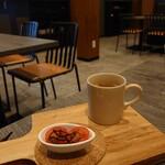 カフェ ザ ベイ - スープ&マリネ