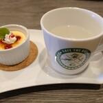 カフェ ザ ベイ - ドリンク&デザート