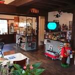 カフェ ティッペル - 店内の様子