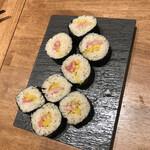 鮨・酒・肴 杉玉 - とろたく巻き(2人前)