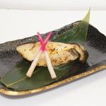 ダンスホール新世紀 - 季節の焼き魚 1,000円