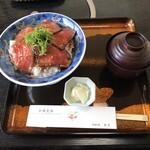 resutoranshinai - ローストビーフ丼(単品 赤だし付き)