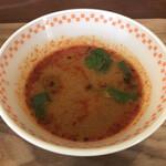 タイハーブレストラン ソムタム by クワンチャイ - トムヤムスープ
