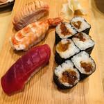 新富寿司 -