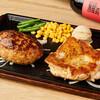 やながわ精肉店 - 料理写真:コンボ