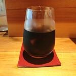 ワインショップ&ダイナー FUJIMARU - アイスコーヒー