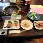 140331108 - 地元どり焼き定食(塩)¥2,090