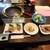 地鶏の里 永楽荘 - 地元どり焼き定食(塩)¥2,090