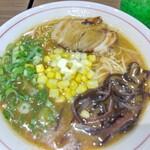 金久右衛門 - ◆味噌豚骨ラーメン◆830円♪