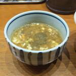 百日紅 - つけ汁