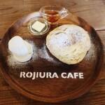 路地裏カフェ - 料理写真:ベーグルのフレンチトースト バニラアイス添¥600(税抜)