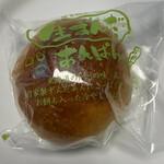 140337360 - 自家製ずんだ(茶豆、枝豆!)と生クリームと餅!