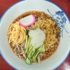 福はら - 料理写真:冷やし花そば ¥410