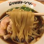 とりそばトシゾー - とりそば 麺 にょ〜ん( ´ ▽ ` )ノ