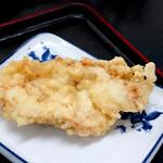 麺八 - ささみ天