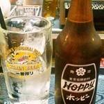 ちょい吉 - ホッピーセット