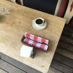 ボンダイカフェ - セッティング