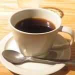 ヒソップ - コーヒー