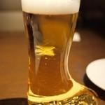14036766 - サッポロ生ブーツグラス