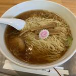 大勝軒 - 料理写真:中華麺 並盛