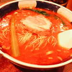 Shinamenhashigo - だんだんめん激辛。マジ辛いけど美味しい!