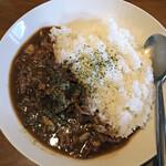 Kemuri - 燻製豚すね肉カレー