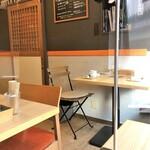 リトルカフェ セン - 店内イメージ