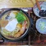 志奈乃 - 鍋焼きうどん