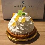 アンテノール - レモンのタルト(480円)