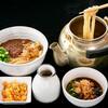 Hakataakachokobe - 料理写真:元祖キーマカレーうどん、ずぼらうどん