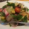 さわやか - 料理写真:季節のサラダ 野菜美味しくてこれで500円は良いですね