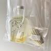 andoshi- - 料理写真:テイクアウト用金木犀のレモネード、カルダモンとアールグレイのマドレーヌ