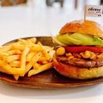 CHERRY BURGER -
