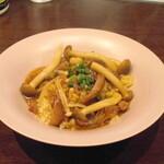 中国菜 feve.  - 三種キノコのあんかけ炒飯
