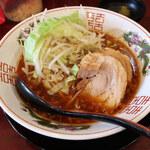 ぶっ豚 - 小 つけ麺