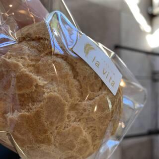 ラヴィータ - 料理写真:シュークリーム