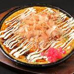 小鍋とかしわ 華まる - 山芋明太