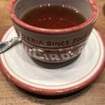 Pizzeria YUICIRO&A  - 紅茶
