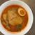ラ ピシーヌ - 料理写真:辛味噌ラーメン